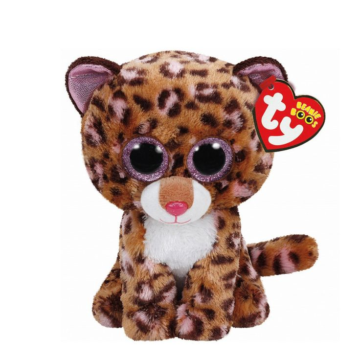 Ty Beanie Boos Patches The Leopard Small 6 Quot Buy Pool