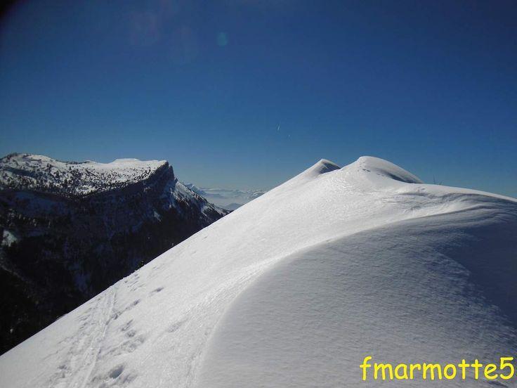 La Scia de Chartreuse en ski de rando. - Le blog de FMarmotte5