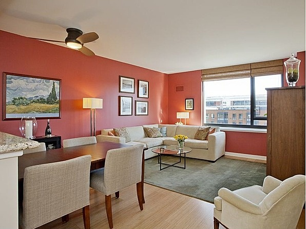 Dark salmon living room walls..this is my accent color in NJ, love, love it!