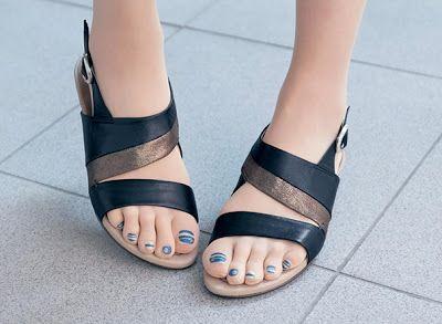 Japan - It's A Wonderful Rife: Fake Toenail Stockings ♕ DiamondB! Pinned ♕