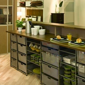 Under Counter Storage For The Kitchen Simple Kitchen
