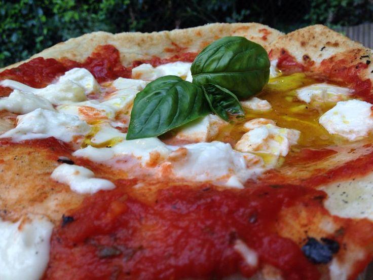 pizza in padella con esubero