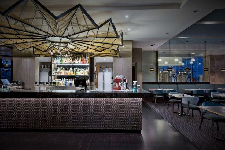 Otis Restaurant and Bar at Rydges Hotel, Sydney,By Scott Carver