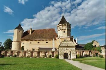 Schloss Rosenburg - Zell am See