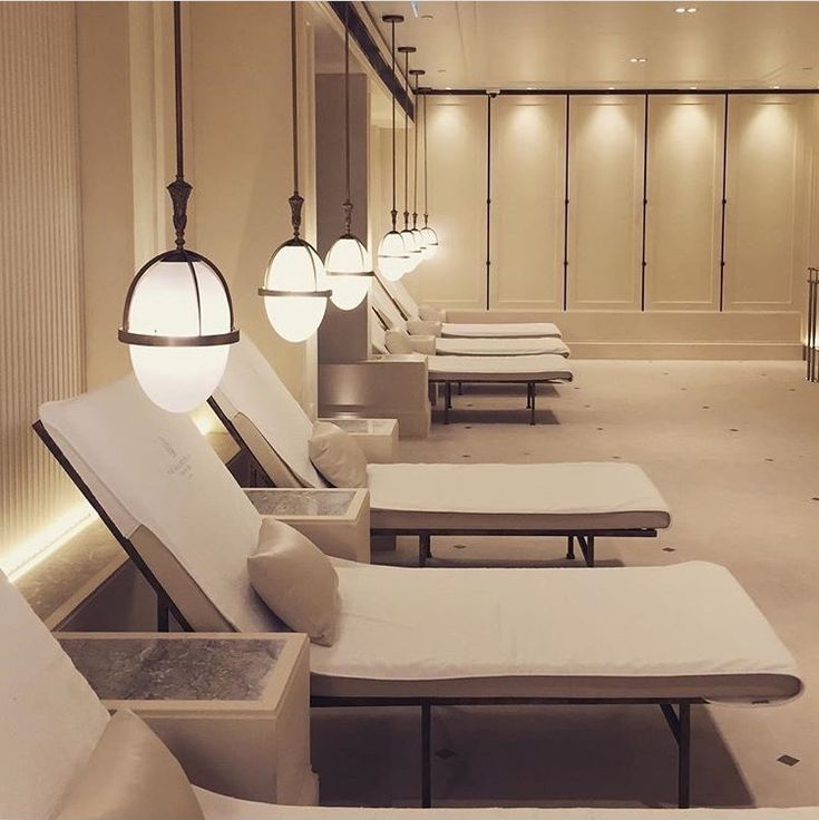 Recline In Style At The Lanesborough Club U0026 Spa, Designed By 1508 London.