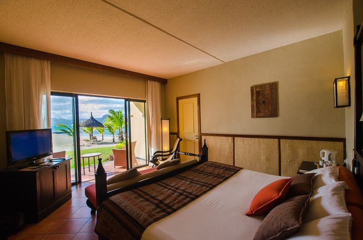 Sea view of our Prestige Cottage room