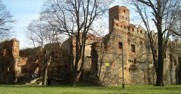 The Monstrous City welcomes you! Zabkowice Sląskie