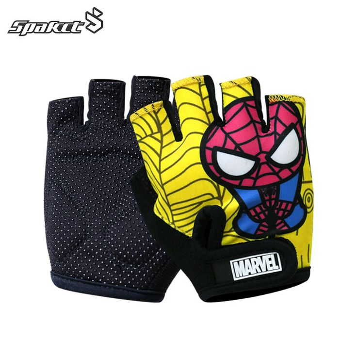 SPAKCT  Child PRO's bikin gloves Cycling Breathable Nylon MTB Bike glove MTB Bicycle goodprotection kits Gloves Guantes MGS710B #Affiliate