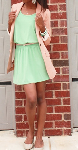love this color!!Pastel, Fashion, Cotton Candy, Spring Dresses, Mint Green, Cotton Candies, Mint Dresses, The Dresses, Green Dresses