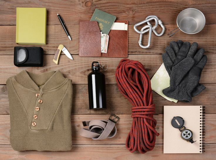 Backpacking Checklist: The Ultimate and Complete Guide to what kit you need to take Camping, Hiking, Trekking, Travelling, Mountaineering, Walking...