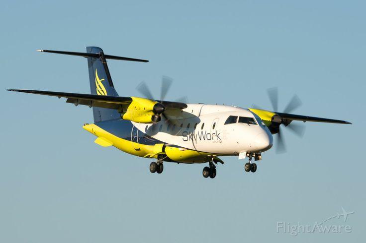 Photo of SRK Fairchild Dornier 328 (HB-AER) ✈ FlightAware