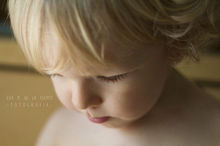 Focused kid