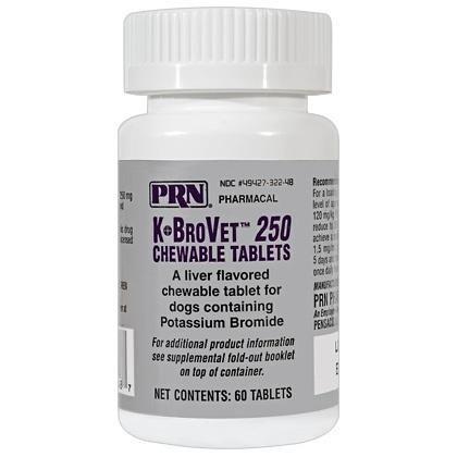 K-BroVet Potassium Bromide (Click for Larger Image)