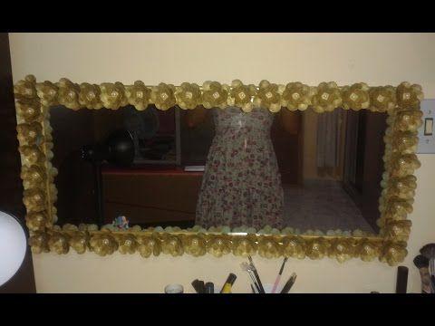 DIY:: 3 FORMAS DE DECORAR COM CAIXAS DE OVOS. CACHEPÔ.PAREDE.LUMINÁRIA - YouTube