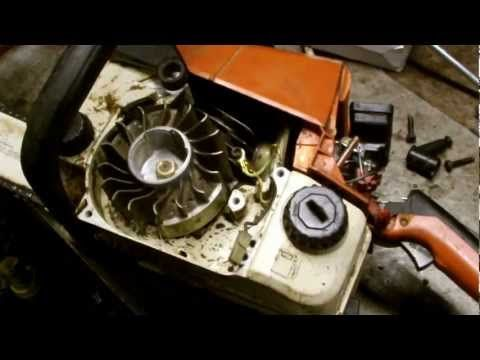 15 best chainsaw images on pinterest chainsaw repair stihl how to install an ignition chip in a stihl 028 chainsaw to replace points fandeluxe Images