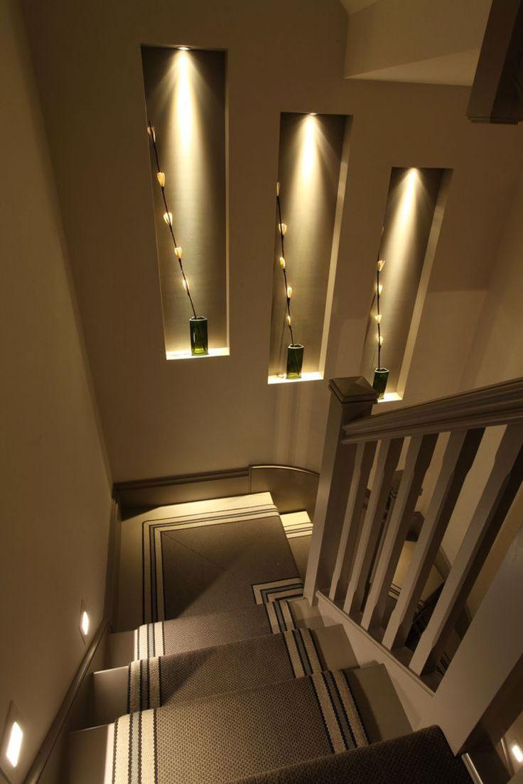 Illuminazione per Scale Interne: 30 Idee Originali con Luci a LED | MondoDesign.it