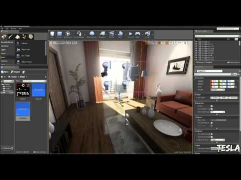 Unreal Engine 4 Tutorial - Draw Text/HUD Blueprint - YouTube
