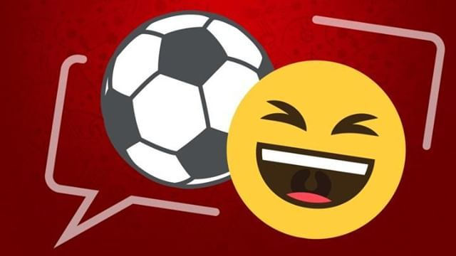 Identify The Footballer From The Emojis Q1 In Football Emoji