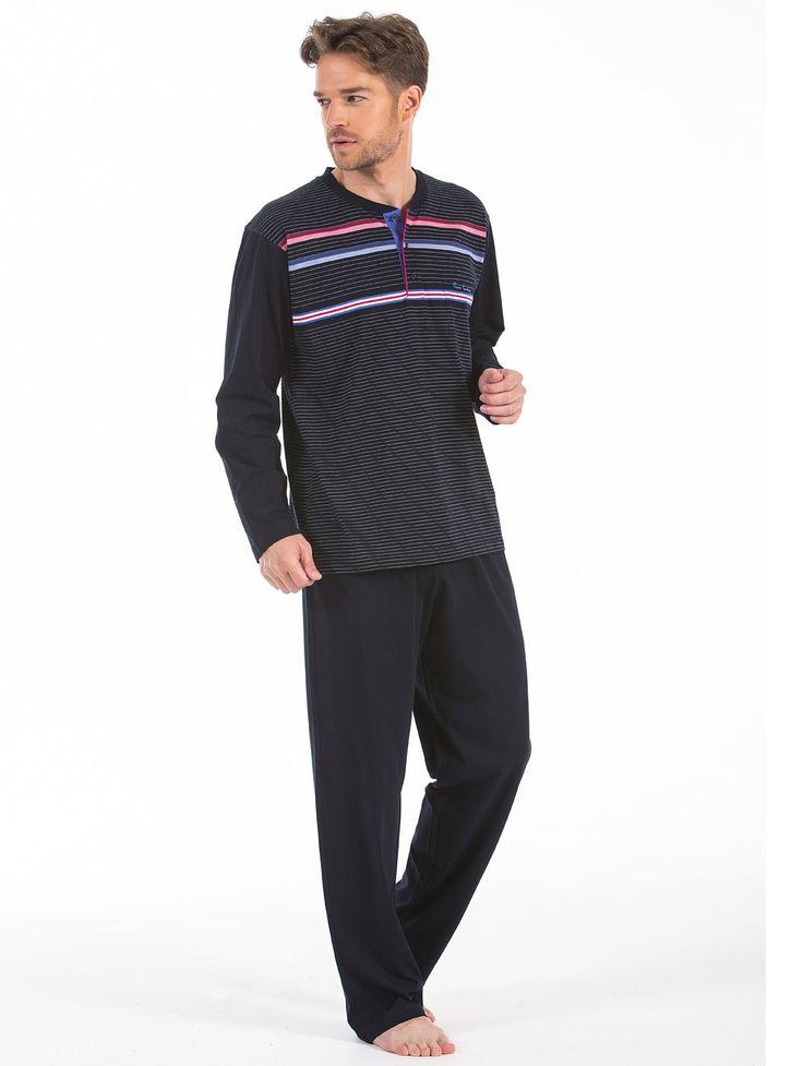 Pierre Cardin 5402 Erkek Pijama Takım   Mark-ha.com  #markhacom #hediye #pierrecardin #erkekmodası #pijama #stylish #fashion #newseason #yenisezon #trend #moda