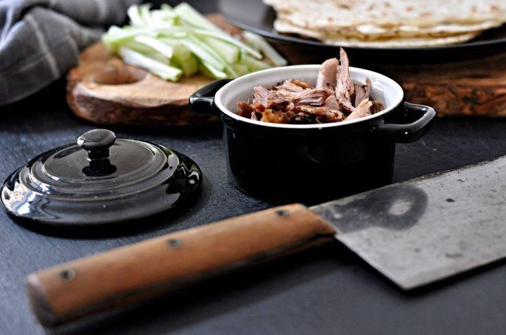 Kitchen story | Pekingská kachna s domácími placičkami | http://www.kitchenstory.cz