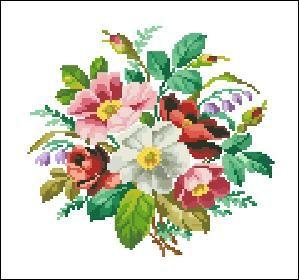 Victorian Cross Stitch Patterns