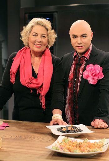 Nataniël se gas op hierdie week se episode van Die Nataniël Tafel is Renée Conradie.