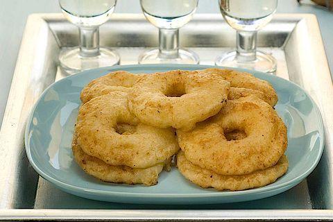 Dit recept voor ananasbeignets van koopmans.com zijn echt lekker!