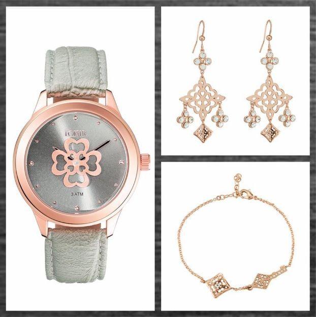 Wauwww... Wat vind jij van deze mix 'n match van het Glory horloges met onze prachtige roségouden sieraden? Laat je inspireren door LOISIR, want wij streven ernaar om iedere vrouw gelukkig te maken en dat voor een zacht prijsje💪👐. Probleemloos retourneren, omdat we alleen gelukkige klanten willen!! Bekijk de link in bio en laat je inspireren.  . . .
