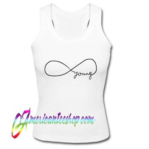 Forever Young Infinity Tank Top