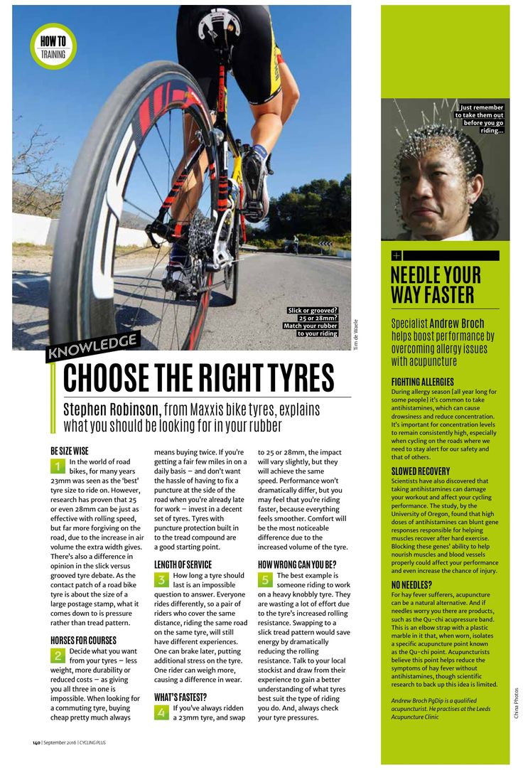 An article I wrote for Cycling-Plus magazine this month on boosting performance by overcoming allergies. If you would like a Qu-chi hayfever band they are available at Amazon