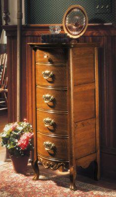 Lexington Victorian Sampler Collection Chiffonier 391 303