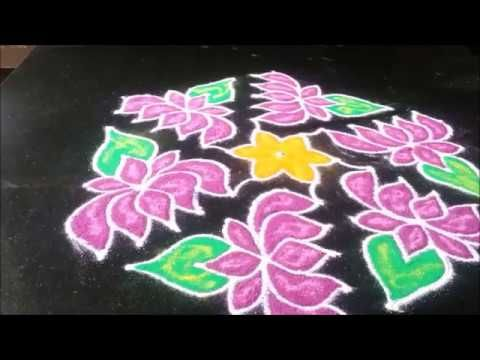 Rangoli Design For Diwali Rangoli Design For Competition With