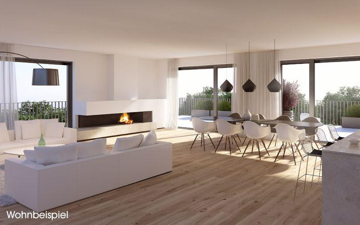 Penthouse Avantgarde Penthousewohnung 157 M² In Salzburg