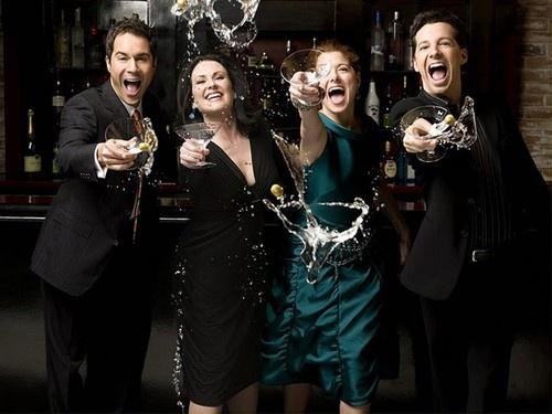 Will and Grace!Facebook Covers, Karen O'Neil, Pop Culture, Favorite Tv, Jack, Movie, Will And Grace, Karen Walker, Grace Facebook