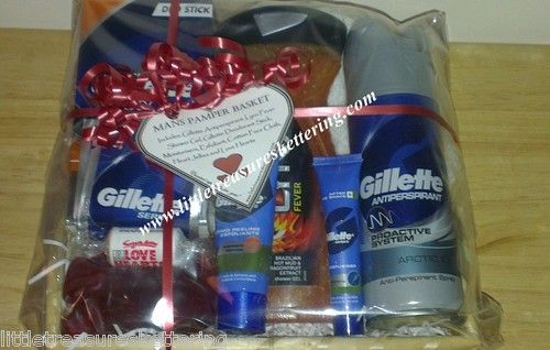 Mens Pamper Hamper gift for Dad Fathers Day Him Husband Boyfriend Friend New | eBay