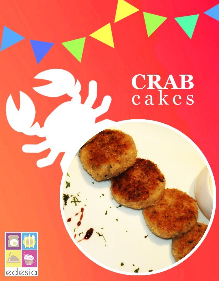 Missing the beach? Well, no more! Trust our perfectly made #CrabCakes to take you on a vacation mode anytime of the day. Call 9874824561 for Reservations / Home Delivery / Queries.
