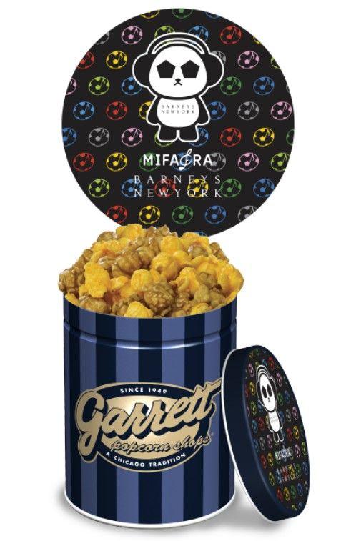 バーニーズ ニューヨーク横浜店で限定 MIFARA デザイン「ギャレット ポップコーン」