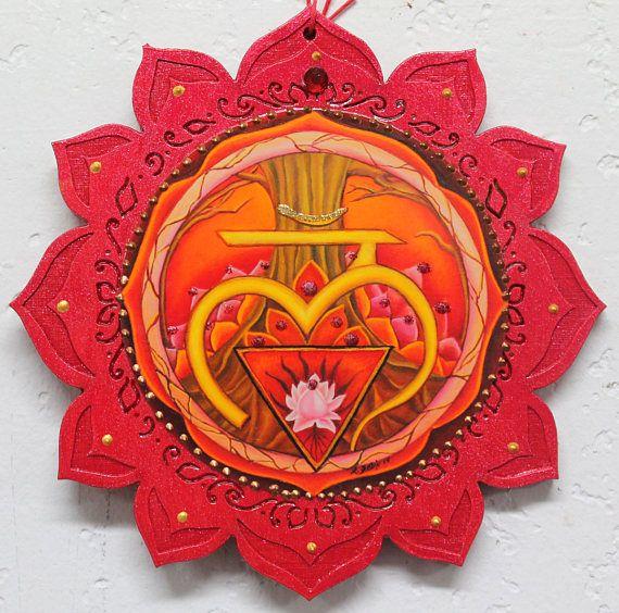 First Chakra Root Chakra Muladhara Healing art  Lotus