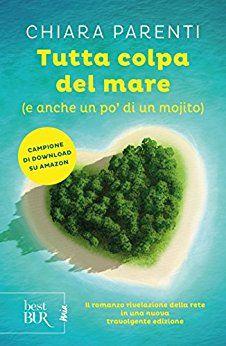 Tutta colpa del mare si è rivelato davvero una bella lettura, l'ho letto con piacere e mi sono anche divertita! Maia e Marco sono due bei personaggi, mi sono piaciuti molto e ho fatto il tifo per loro. Se cercate una lettura spumeggiante che vi trasporti in una magica estate Tutta colpa del mare è perfetto per voi. Recensione completa qui: http://www.letazzinediyoko.it/recensione-a-tutta-colpa-del-mare-e-anche-un-po-di-un-mojito-di-chiara-parenti/
