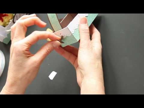 25 video tutorials for making boxes and purses by Beate Johns