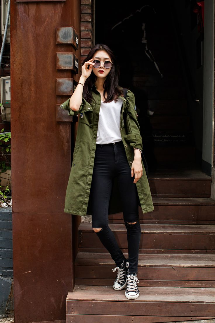 The 25 Best Korean Street Fashion Ideas On Pinterest