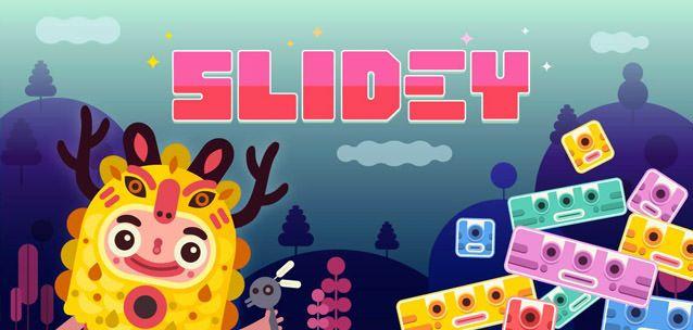 Addio Tetris! E' arrivato Slidey su iPhone e Android!!