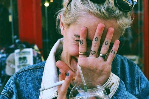 boom tattoo ♡