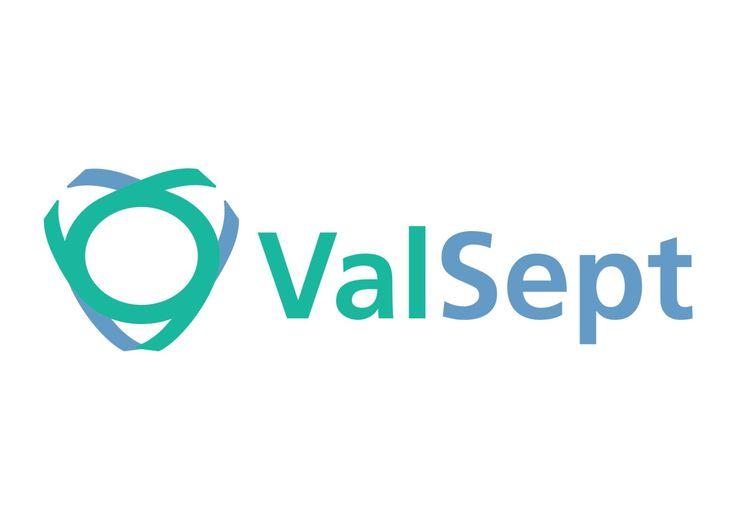 Valsept Romania logo, design by Victor Calomfir