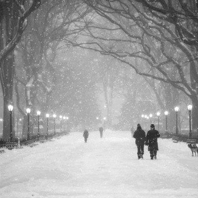 NYC Snowfall 23 Photoshop Tutorials February 2014