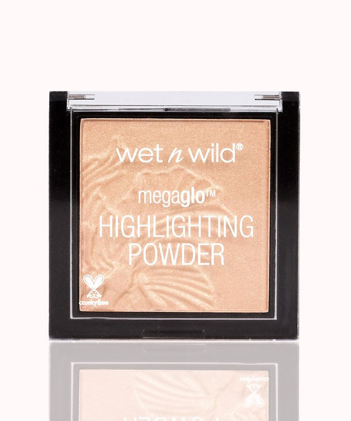The good news is that everyone's favorite, affordable beauty company, Wet N' Wild just released powder highlighters that ARE INSANE...  The bad news is that they're one of the hottest items of the season and they're sold out everywhere...Wet N Wild MegaGlo Highlighting Powders ($4)