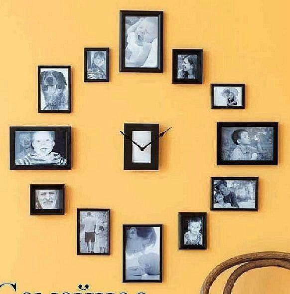настенные часы своими руками из фотографий обсуждается, что самые