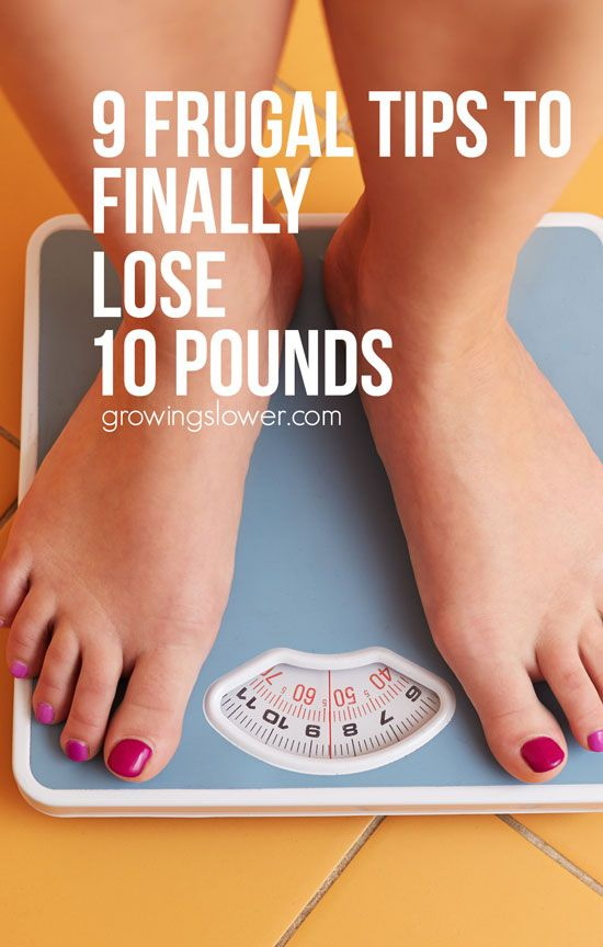 These are the 9 frugal tips I used on my budget weight loss journey. It's a realistic, budget friendly plan, great for busy moms. In the first six weeks, I lost ten pounds!