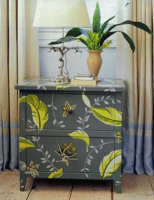 Реставрация старой мебели своими руками | Строительный портал