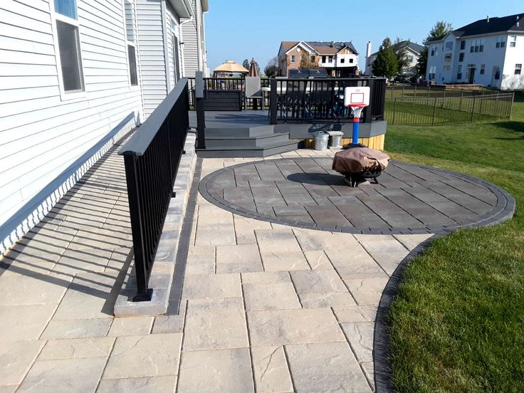 98 best deck with patio projects archadeck chicagoland images on